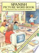 Libro de Spanish Picture Word Book