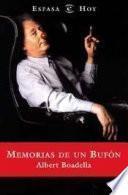 Libro de Memorias De Un Bufón