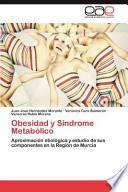 Libro de Obesidad Y Síndrome Metabólico