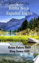 Libro de Biblia No.6 Español Inglés