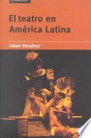 Libro de El Teatro En América Latina