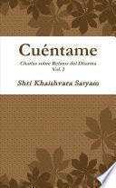Libro de Cuéntame   Charlas Sobre Relatos Del Dharma