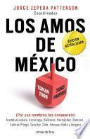 Libro de Los Amos De México. (edición Actualizada)