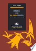 Libro de Estudios Sobre Las Hurdes De Buñuel