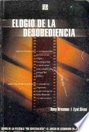Libro de Elogio De La Desobediencia