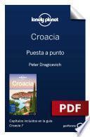 Libro de Croacia 7. Preparación Del Viaje