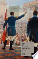 Libro de Constituciones Fundacionales Del Perú