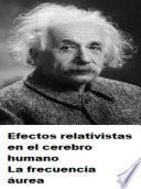 Libro de Sonidos Relativistas En El Cerebro Humano
