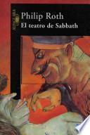 Libro de El Teatro De Sabbath