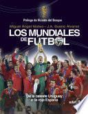 Libro de Los Mundiales De Fútbol