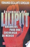 Libro de Estampas De Liliput