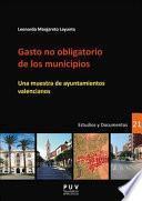 Libro de Gasto No Obligatorio De Los Municipios