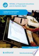 Libro de Preparación De Archivos Para La Impresión Digital. Argi0209