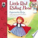 Libro de Little Red Riding Hood, Grades Pk   3