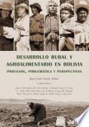 Libro de Desarrollo Rural Y Agroalimentario En Bolivia