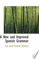 Libro de A New And Improved Spanish Grammar