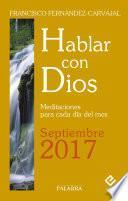 Libro de Hablar Con Dios   Septiembre 2017