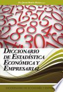 Libro de Diccionario De Estadistica Economica Y Empresarial