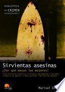 Libro de Sirvientas Asesinas