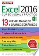 Libro de Excel 2016 – Nuevos Mapas 3d Y Gráficos Dinámicos