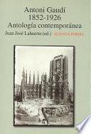 Libro de Antoni Gaudí 1852 1926