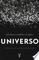 Libro de Universo: La Historia Más Grande Jamás Contada