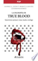 Libro de La Filosofía De True Blood