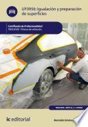Libro de Igualación Y Preparación De Superficies. Tmvl0509
