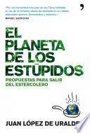Libro de El Planeta De Los Estúpidos