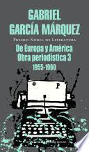 Libro de De Europa Y América