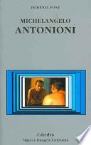 Libro de Michelangelo Antonioni