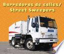 Libro de Barredoras De Calles/street Sweepers