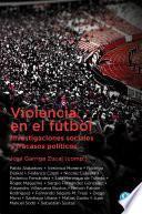 Libro de Violencia En El Fútbol