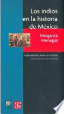 Libro de Los Indios En La Historia De México