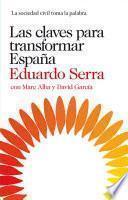 Libro de Las Claves Para Transformar España