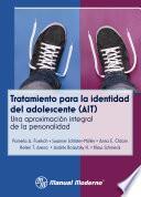 Libro de Tratamiento Para La Identidad Del Adolescente (ait)