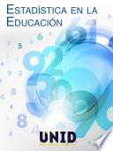 Libro de Estadística En La Educación