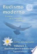 Libro de Budismo Moderno   Volumen 3: Oraciones Para La Práctica Diaria