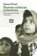 Libro de Nuevas Crónicas Palestinas