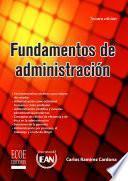 Libro de Fundamentos De Administración   3ra Edición