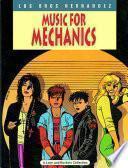 Libro de Music For Mechanics