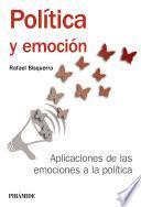 Libro de Política Y Emoción