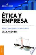 Libro de Ética Y Empresa