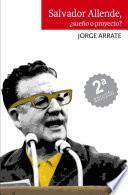 Libro de Salvador Allende, ¿sueño O Proyecto?