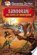 Libro de Sandokan. Los Tigres De Mompracem