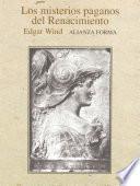 Libro de Misterios Paganos Del Renacimiento