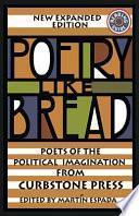 Libro de Poetry Like Bread