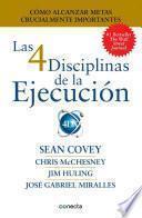 Libro de Las 4 Disciplinas De La Ejecución