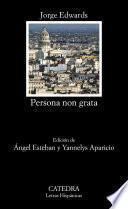 Libro de Persona Non Grata