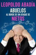 Libro de Abuelos Al Borde De Un Ataque De Nietos